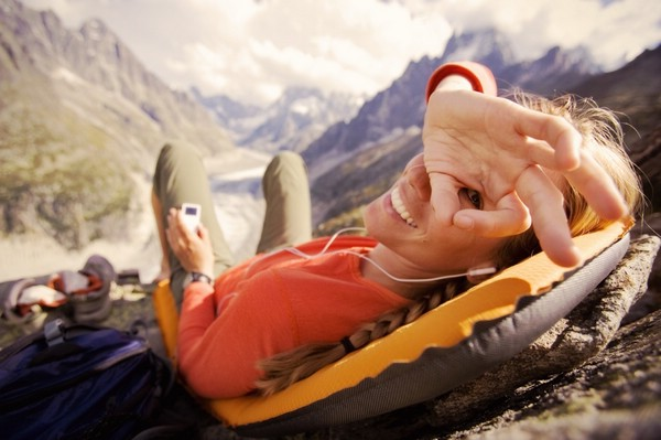 Как выбрать туристический коврик