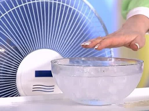 Как охладить квартиру в жаркую погоду