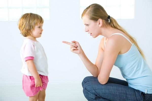Родительская любовь и дисциплина