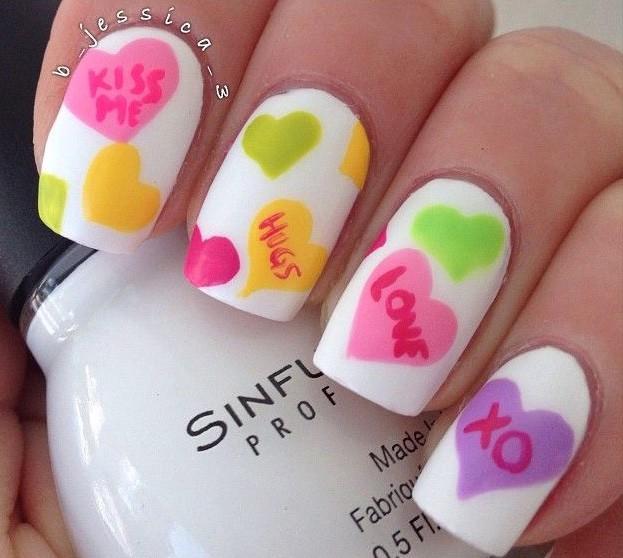 Полоски для дизайна ногтей
