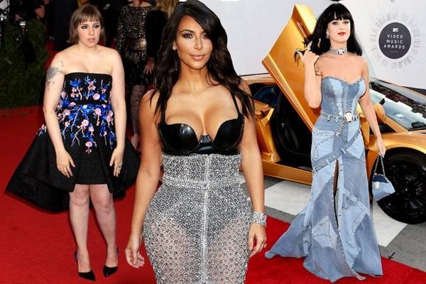 Самые ужасно одетые знаменитости в 2019 году