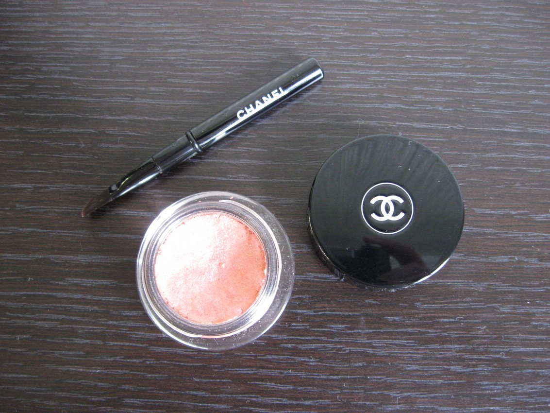 Тени для век Chanel Illusion d'ombre. Отзыв