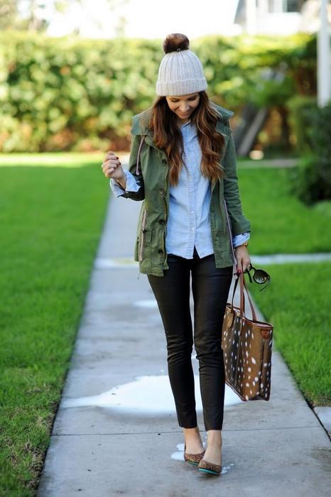 Мода на осень верхняя одежда фото
