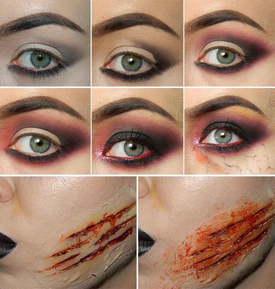 Как сделать легкий макияж для девочек