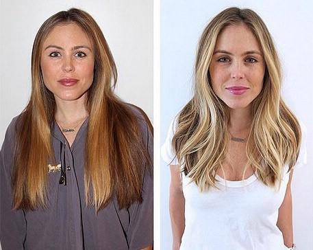 Как покрасить волосы, чтобы выглядеть моложе