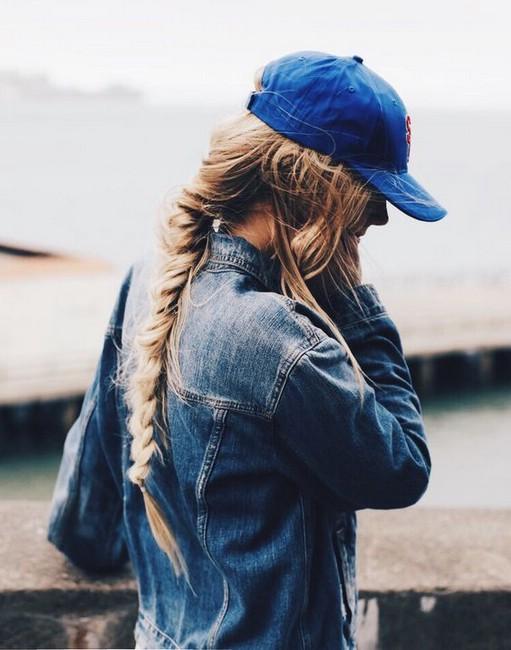 Причёски под шляпу