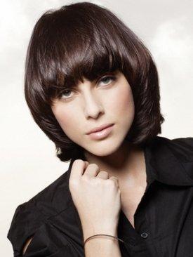 Стрижки для увеличения объема волос 49