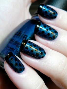 Современный дизайн ногтей гель