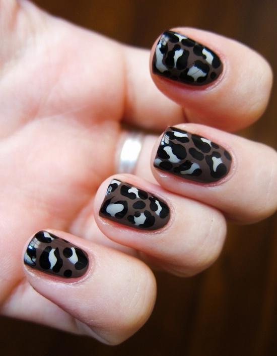 Идеи для зимнего дизайна ногтей