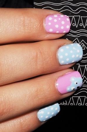 идеи дизайна ногтей фото: