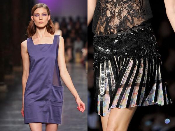 В моде прозрачная одежда