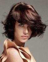 Летние прически для волнистых волос