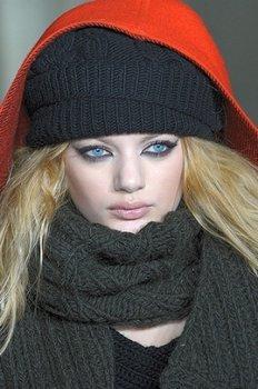 Макияж глаз в стиле «богиня»