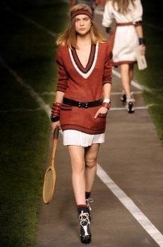 Одежда в спортивном стиле для города