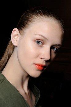 Минимальный макияж