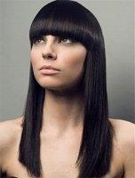 Как пользоваться средствами для выпрямления волос
