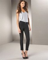 Стильные советы по обтягивающим джинсам длиной до лодыжки