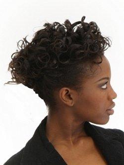 Прически для темнокожих женщин
