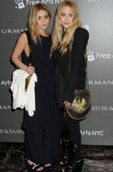 Ashley и Mary Kate Olsen