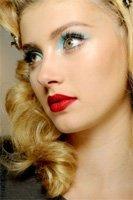 Идеи макияжа для блондинок