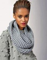 Лучшие осенне-зимние тренды в мире шарфов