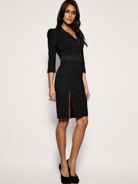 Праздничная одежда: маленькое черное платье